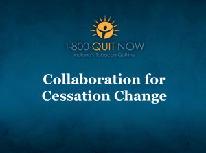 Collaboration for Change Slideshow